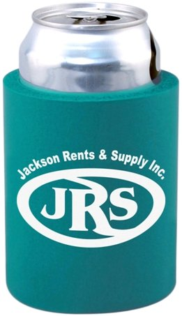 Caribbean Green Cheap Can Coozie