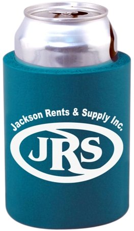 Turquoise Cheap Can Coozie