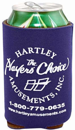 Navy Cheap Coozie