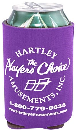 Purple Cheap Coozie
