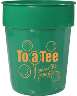 Green Custom Cup Color