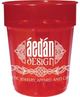 Jewel Red Custom Cup Color
