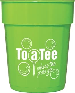 Lime Custom Cup Color