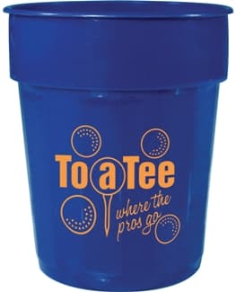 Navy Custom Cup Color