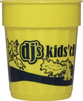 Yellow Custom Cup Color