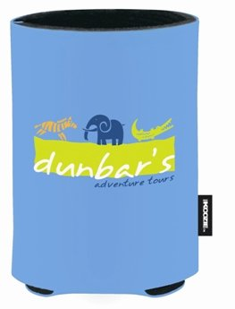 Carolina Blue Promotional Koozie