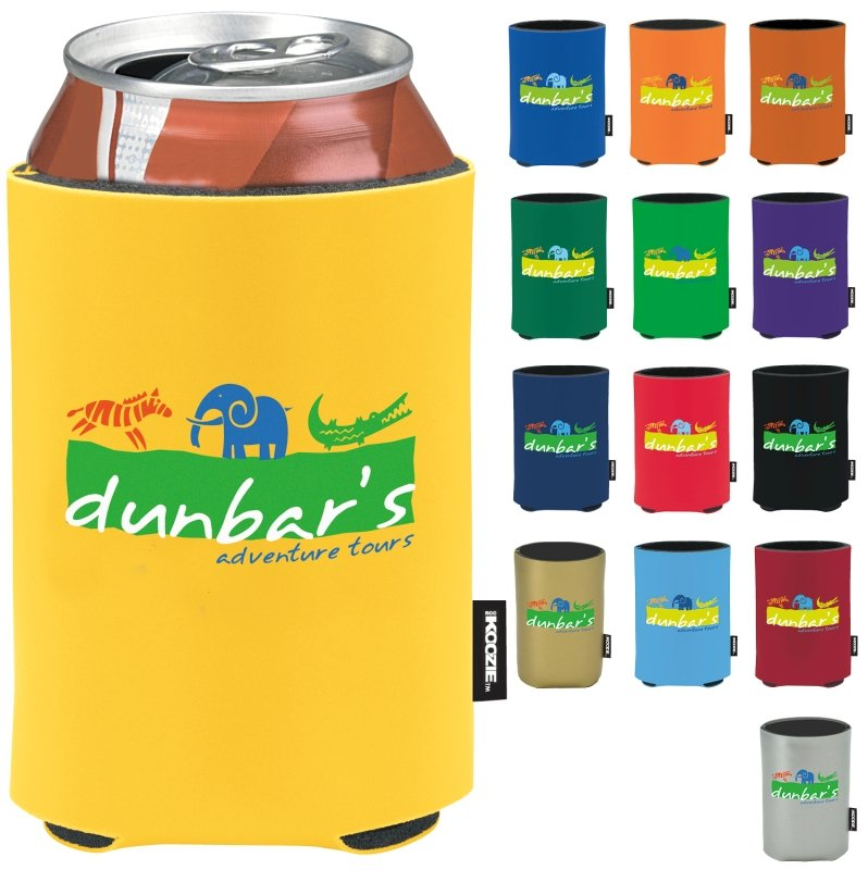 Koozies - Deluxe Collapsible Can Koozie