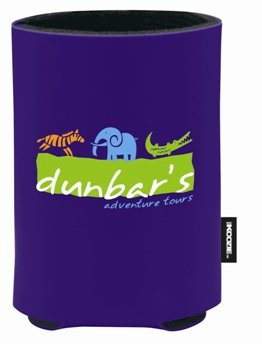 Purple Promotional Koozie