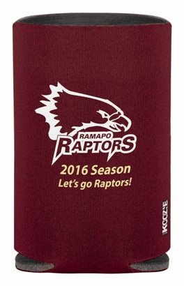 Crimson Full Color Koozie