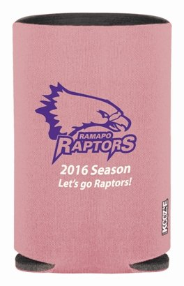 Light Pink Full Color Koozie