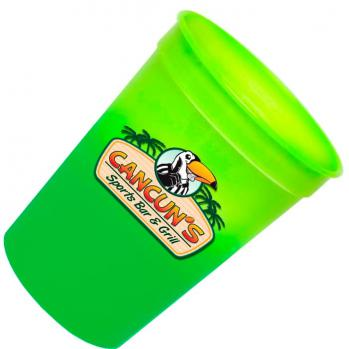 12 oz Digital Printed Color Changing Cup