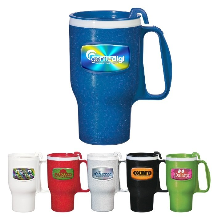 Plastic Mug-16 oz. Extreme Travel