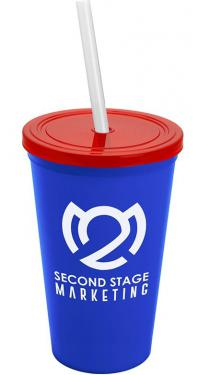 Cheap Tumbler Cup Lid - Straw