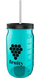 Colored Tritan Tumbler Lid - Straw