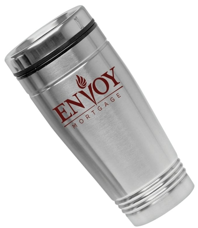 Stainless Steel-18 oz. Passport Tumbler