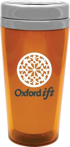 Orange Voyager Stainless Steel Tumbler Colors Image
