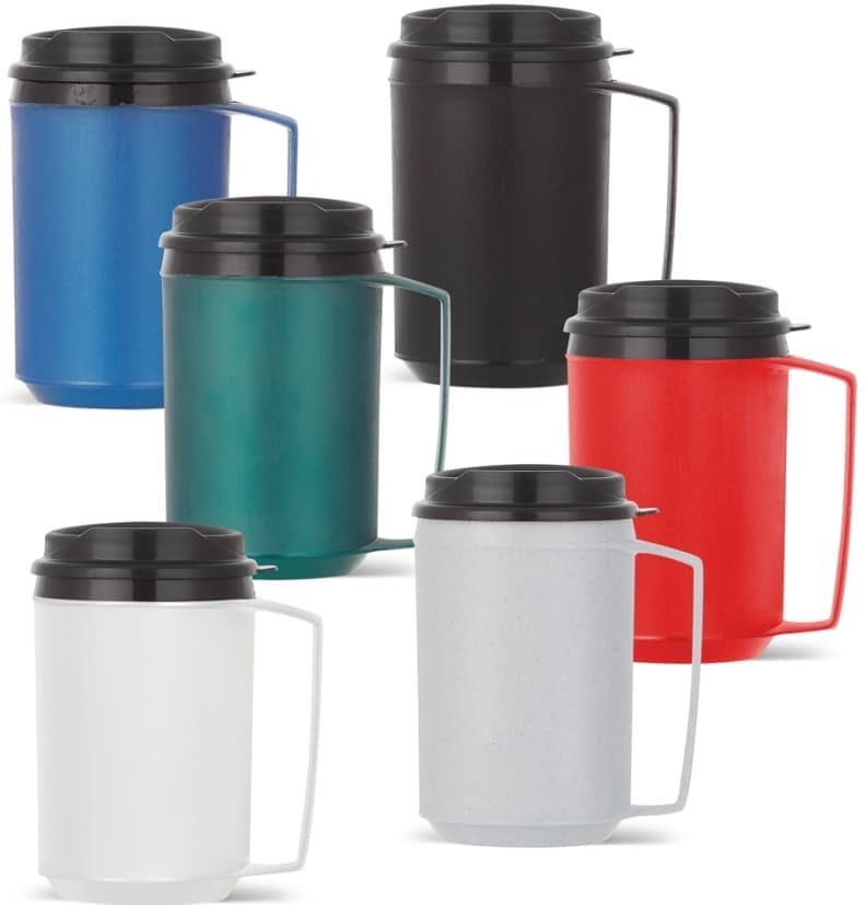 12 oz Classic Thermoserv Mugs Colors