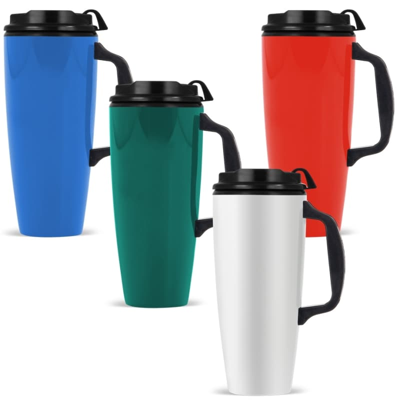 22 oz Thermoserv Travel Mugs Colors