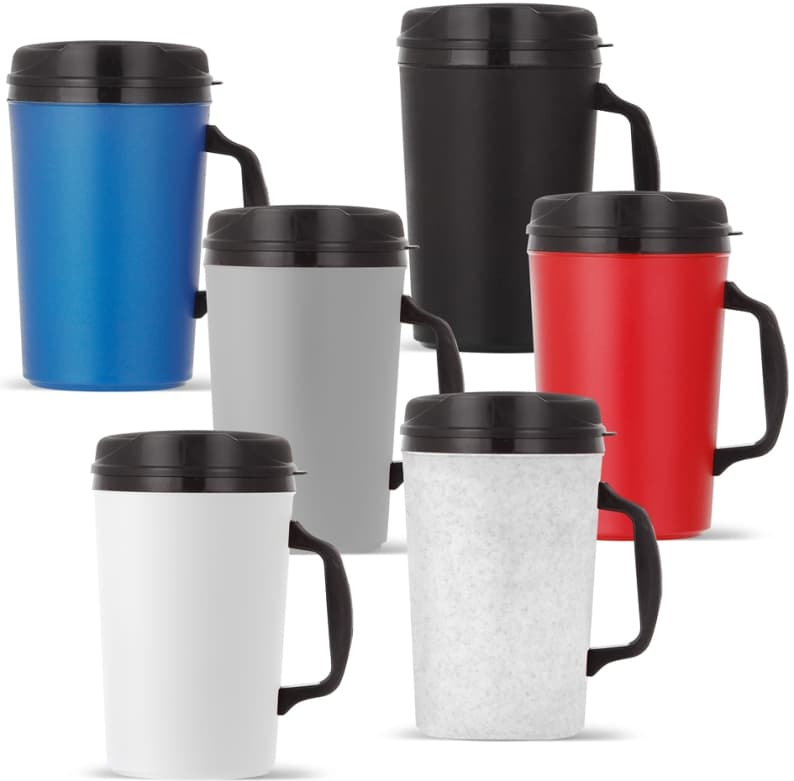 34 oz Thermoserv Classic Mugs Colors
