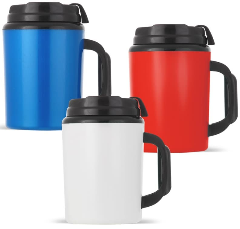 52 oz Thermoserv Super Foam Mugs Colors