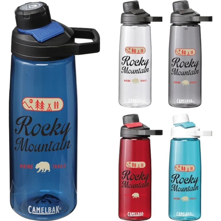 Camelbak 25 oz Chute Mag Water Bottle Colors
