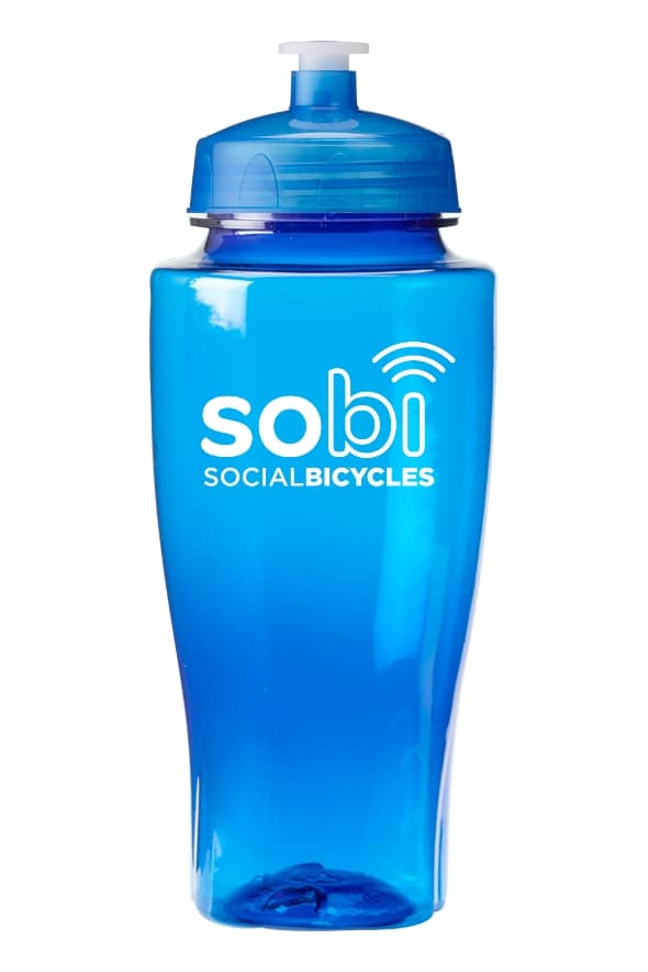 Promotional Water Bottles - 24 oz Splendor Bottle