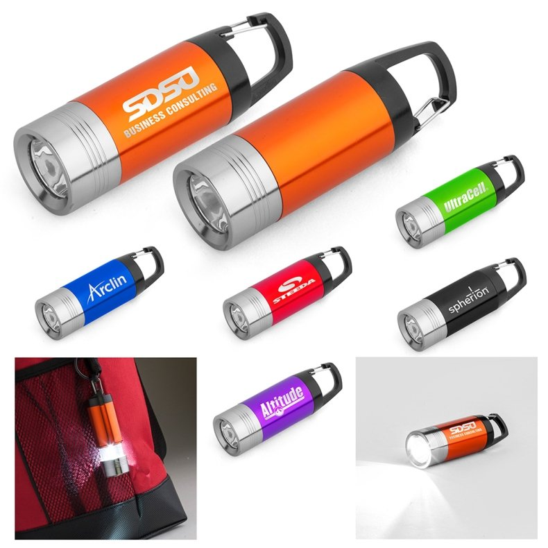 Flashlights - Rocket LED Promotional Flashlight