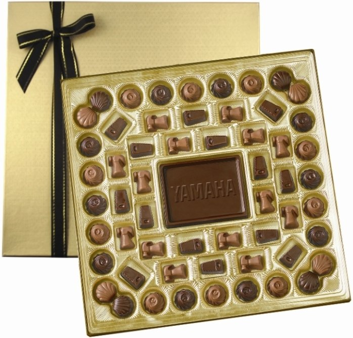 Chocolate Gifts-Molded Delights 22 oz.