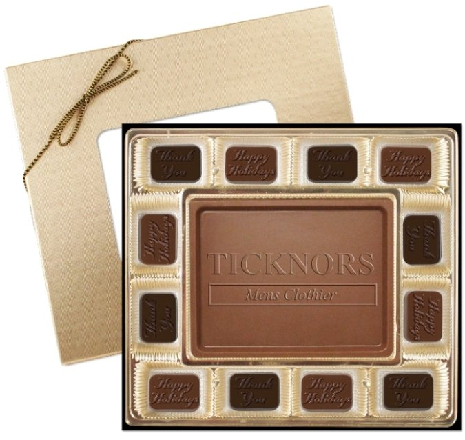 Chocolate Gifts-Molded Delights 8 oz.