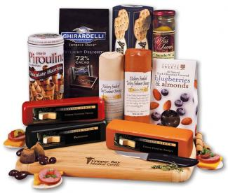 Holiday Food Gift Corporate Extravagant Affair Pack