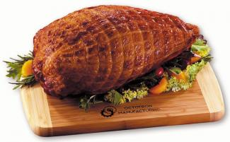 Holiday Food Gift Smoked Turkey Breast