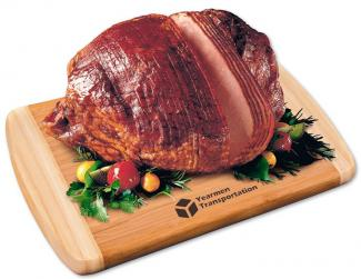 Holiday Food Gift Spiral Sliced Whole Ham