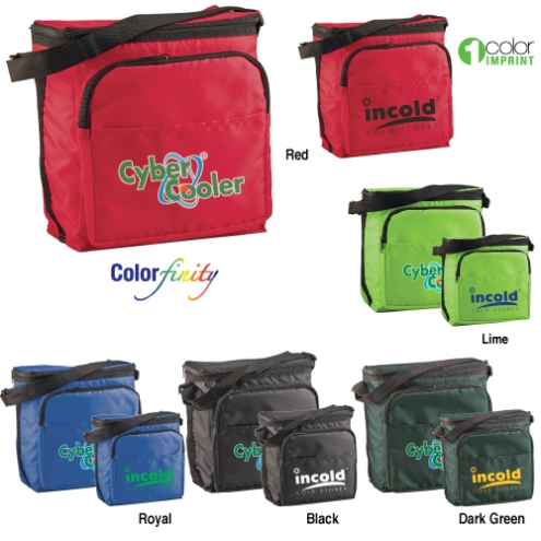 12 Pack Cooler Colors Image