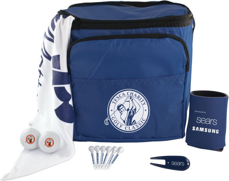 Promotional 12 Pack Golf Cooler Kit Image