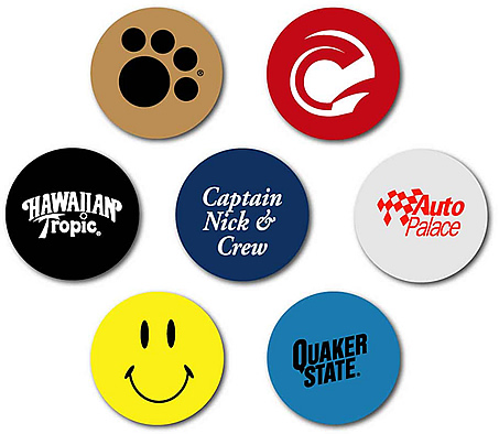 Golf Ball Markers Colors Promotional Items Image