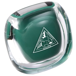 Clearview Pedometer Dark Green Color Image