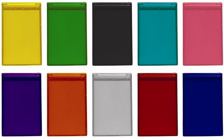 Rectangle Mirror Colors Image