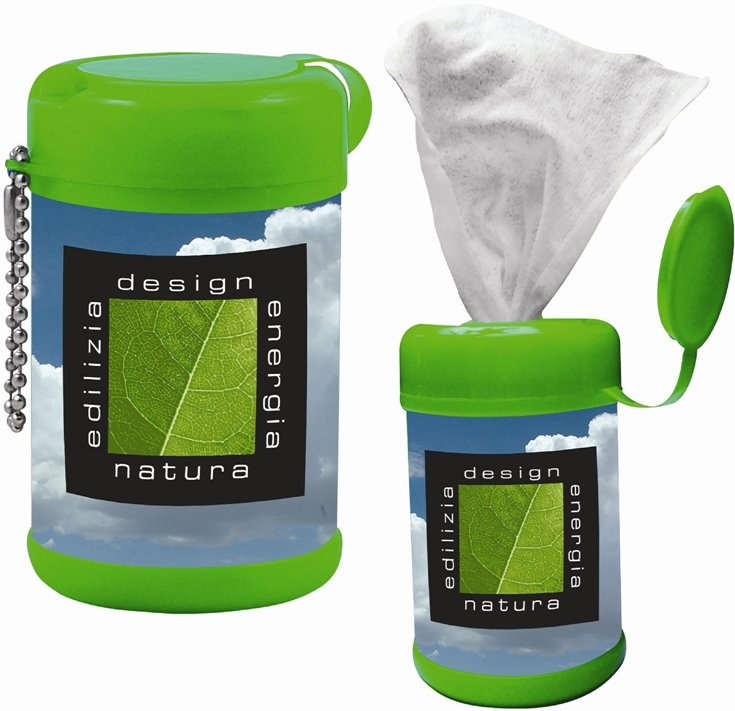 Travel Care Product-Wet Wipes Container