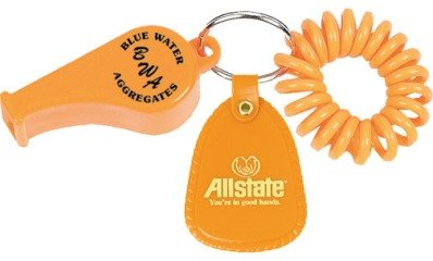 Customized Coil N Whistle Orange Image