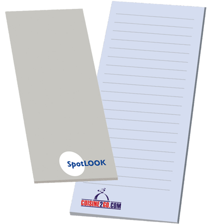 Custom Printed Note Pads Image
