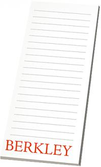 Promotional Image-3 x 9 Custom Note Pad