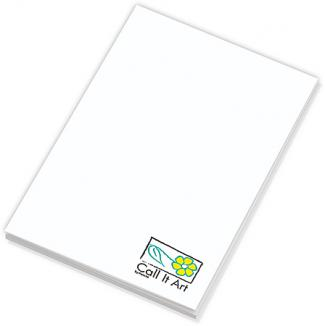 Promotional Image-4 x 6 Custom Note Pads