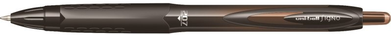 Uniball 207 Signo BLX Brown Gel Ink and Trim Pen