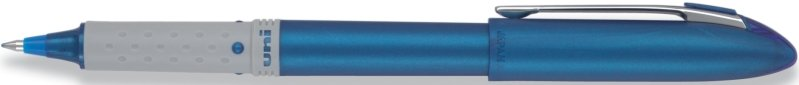 Uniball Grip Fine Blue Pen Blue Ink with Logo