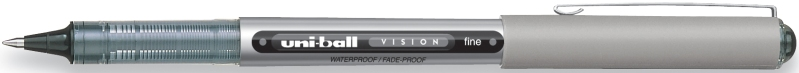 Uniball Vision Black Ink Pen