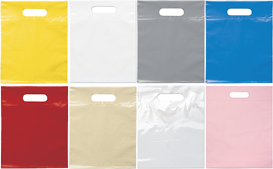 Plastic Bags Colors Promotional Items Image
