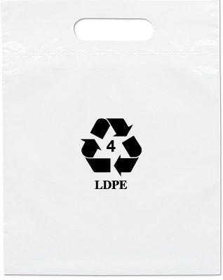 Promotional Image-LDPE 4 Recycle Plastic Bag