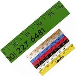 Promotional Yardsticks