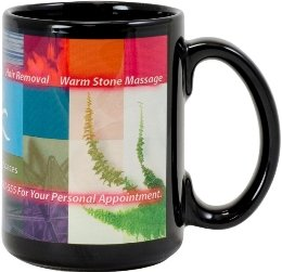 Four Color Process Coffee Mugs