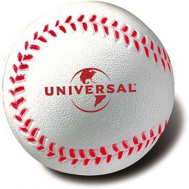Promotional Stress Ball Image-Baseball